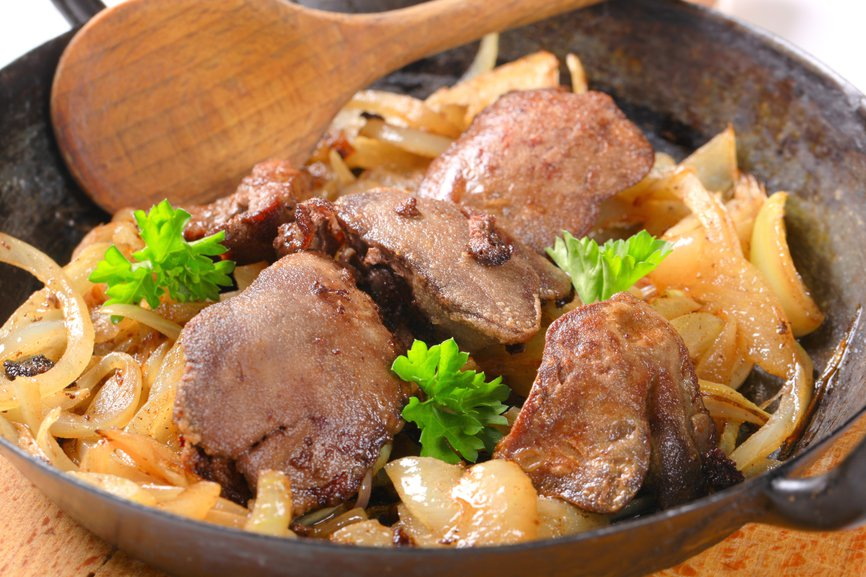 liver and onions