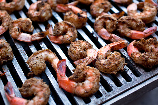 How to Cook Shrimp on the Grill
