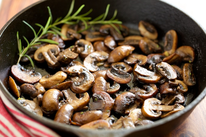 Sauteed Mushrooms Recipes